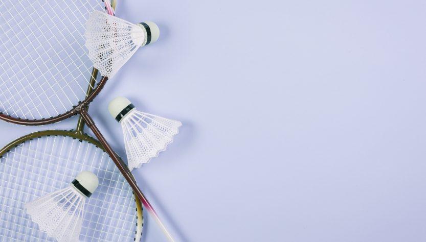 Badmintonsko og badmintonketcher